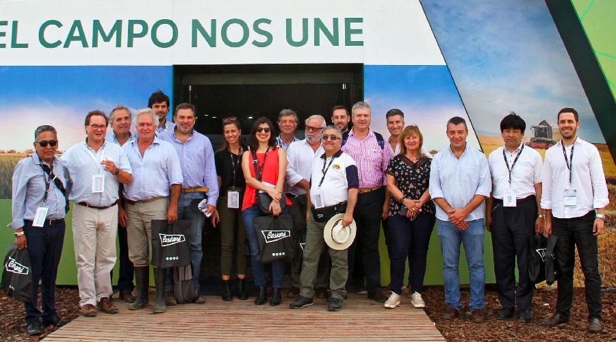 La Red BPA en Expoagro 2020